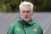 FOOTBALL : LE SÉLECTIONNEUR BELGE HUGO BROSS N'EXCLUT PAS UN RETOUR A LA TÊTE DE LA SÉLECTION CAMEROUNAISE