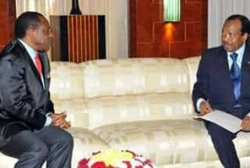 Un émissaire équato-guinéen reçu par le Président Paul Biya