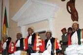 CAMEROUN : LE CONSEIL CONSTITUTIONNEL EN MARCHE