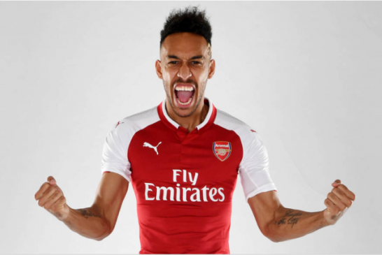 Sport : Pierre-Emerick Aubameyang signe à Arsenal