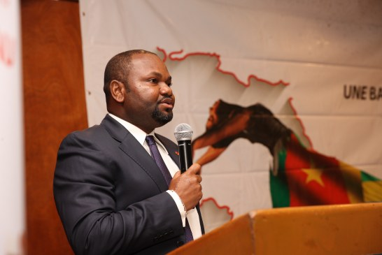 UNITED BANK FOR AFRICA: RICHARD DOMINIQUE MAHEND PROMU DIRECTEUR GENERAL D'UBA CAMEROUN