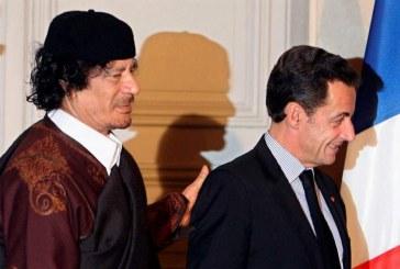 FRANCE: L'ETAU SE RESSERRE AUTOUR DE NICOLAS SARKOZY !