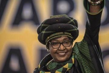 NECROLOGIE :WINNIE MANDELA, FIGURES EMBLEMATIQUES DE LA LUTTE CONTRE L'APARTHEID S'EST ETEINTE.