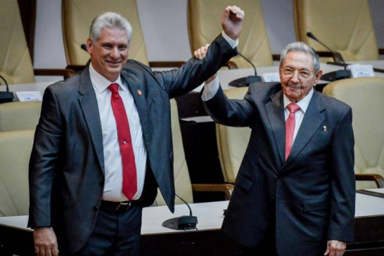 CUBA: UNE PAGE DE L'HISTOIRE SE TOURNE.