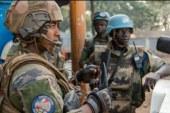 COMMUNIQUÉ DE PRESSE:LES CASQUES BLEUS STOPPENT DES ÉLÉMENTS ARMÉS DANS LE SUD-OUEST DE LA RCA