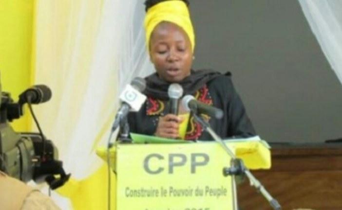 POLITIQUE:LE CPP REAFFIRME SA NON – PARTICIPATION SUR L'ENSEMBLE DU TERRITOIRE AU DÉFILÉ DU 20 MAI 2018