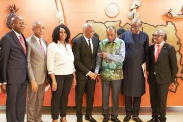 UBA : Le Président guinéen accueille Tony Elumelu, les entrepreneurs de TEF et s'engage à soutenir l'entreprenariat et le secteur privé en Guinée