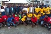LA FONDATION ISSA HAYATOU MILITE POUR LA PAIX AU CAMEROUN