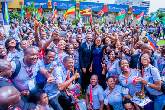UBA : 4ème Forum annuel de l'entrepreneuriat de la Fondation Tony Elumelu annoncé pour le 25 octobre 2018  5 000 entrepreneurs seront accueillis à Lagos pour le plus grand rassemblement d'entrepreneurs en Afrique