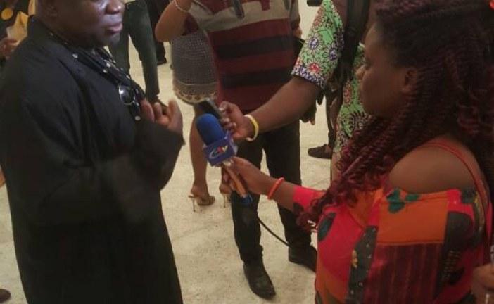 Culture: Vernissage de l'exposition » Regards croisés » des plasticiens Camerounais et sénégalais Soly Cissé et Barthélémy Toguo à la Galerie Mam à Douala.