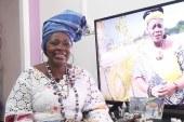 CULTURE : En prélude à la cérémonie de dédicace de ses albums ''Vénération 1'' et ''Hommage au peuple Bamoun'', le 27 octobre 2018 à Douala l'artiste musicienne Halima s'est livrée au micro d'Afriknews7.
