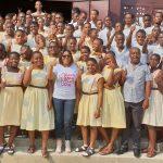 Société : Le personnel d'UBA à travers «Each One, Teach One» redonne du sourire aux communautés
