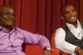 Cameroun: Les dessous du match Eto'o, Milla et Bell  Les trois anciens