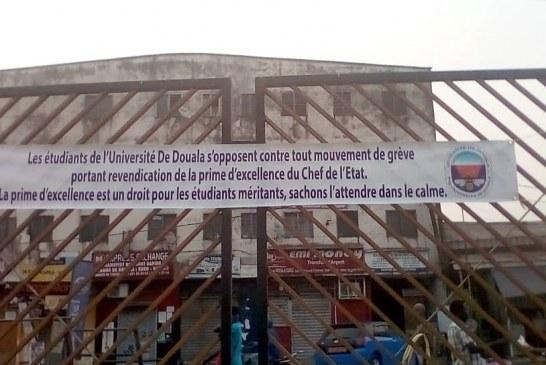 Société : Les étudiants de L'Université de Douala titulaires des primes d'excellence,démentent les rumeurs de grève.
