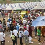 Douala :Le marché de Noël ouvre ses portes