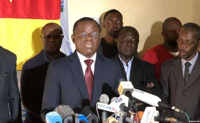 CAMEROUN: Le challenger de Paul BIYA à la présidentielle arrêté