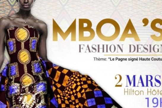 Mboa's Fashion Design :Un nouveau rendez-vous de la mode made in camer