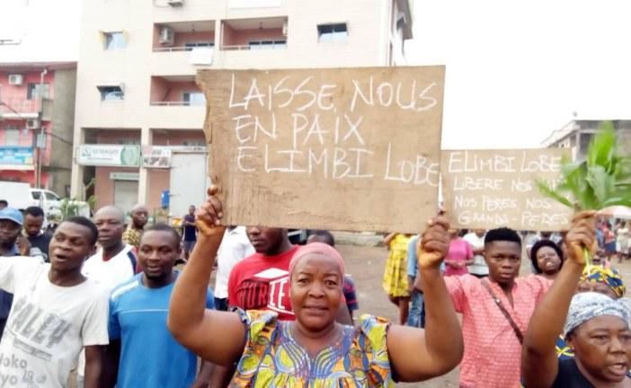 Douala: Les populations de Mbagnya sable Bonamoussadi sont en colère