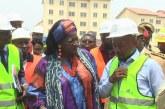 Douala : 660 logements prêts à intégrer L'information a été confirmée ce mardi 12 février 2019, à la suite de la visite du ministre du développement urbain et de l'habitat, Célestine Ketcha Courtes.