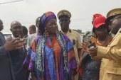 Chantiers de Douala : Celestine ketcha Courtes Remobilise les Entreprises