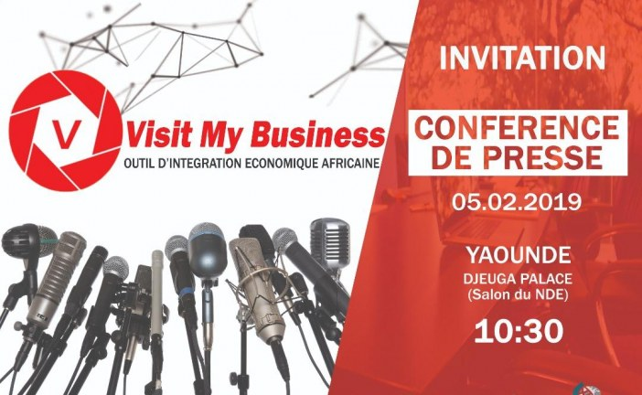 Visit My Business : Une plateforme virtuelle pour les entreprises