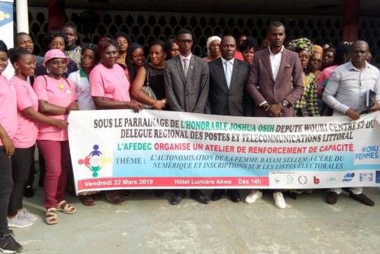 Société : Les Femmes Bayam – sellem de Douala s'arriment aux T.i.c (Technologie de l'information et de la Communication