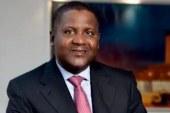 NIGERIA : LE MESSAGE DE L'HOMME LE PLUS RICHE D'AFRIQUE. ALIKO DANGOTE