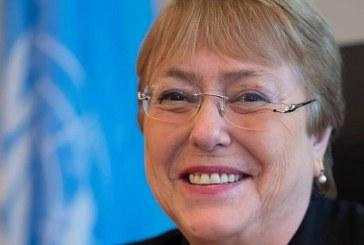 DIPLOMATIE : Bachelet se Félicite de la Volonté du Cameroun de Coopérer pour faire face aux Crises des Droits de l'Homme
