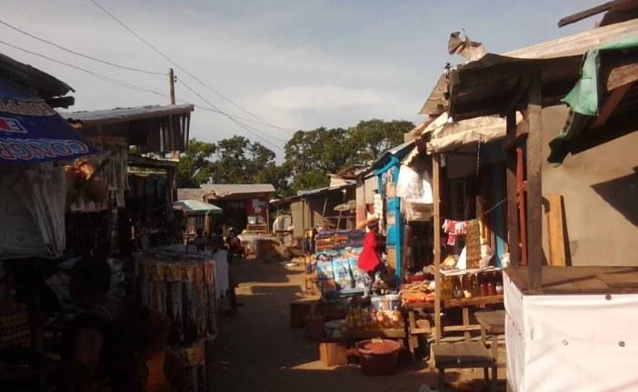 Douala : Le Marché Ndobo Menacé de Disparition