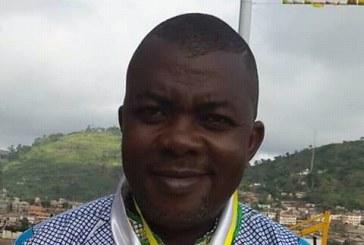 Politique : Julins Sepo Tingueu » le Cameroun est à l'image d'un bateau qui s'étend sur la mer au gré du vent.»