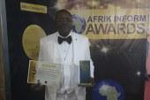 Afrik Inform Award 2019 : Lengue Malapa élu meilleur Maire dans le Littoral.