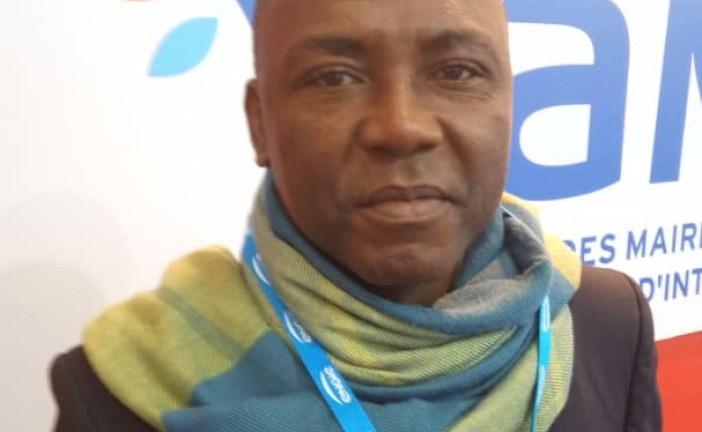 Achille Azemba : » A ce jour la Mairie a déjà épongé plus de 750 millions FCFA de dette sur les 950 millions FCFA contractés par nos prédécesseurs.»