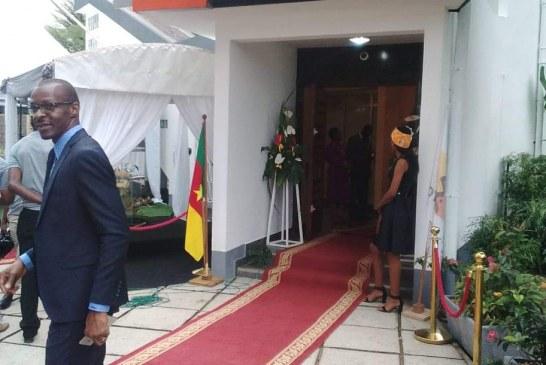 ÉCONOMIE : SCB Cameroun ouvre la toute première agence «PLATINUM» du Cameroun.