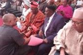 GRAND DIALOGUE NATIONAL : DECLARATION LIMINAIRE PRONONCE PAR Ni John FRU NDI, Président du FRONT SOCIAL DEMOCRATE (SDF)