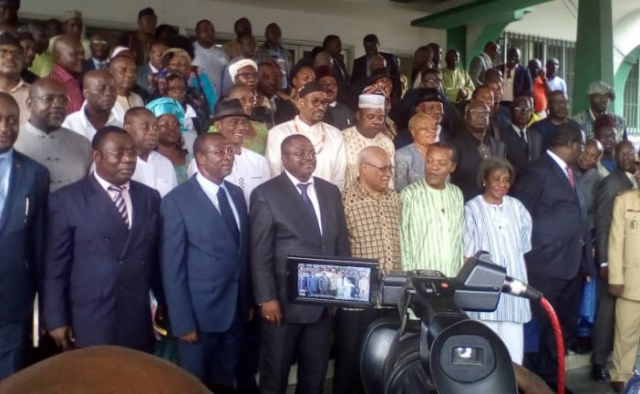 Cameroun – grand dialogue national : Le littoral apporte sa contribution.