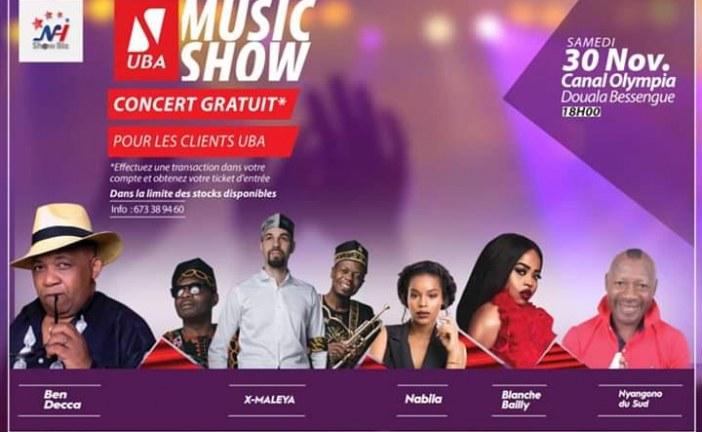 Fin d'année : UBA Music fait son show