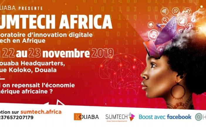 TECHNOLOGIE : L'agence kouaba lance la première édition de SUMTECH