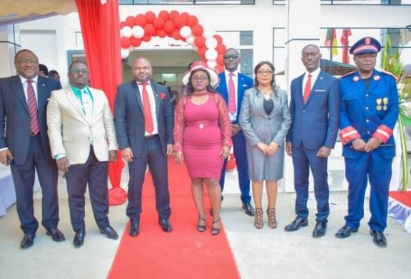 BANQUE : UBA CAMEROUN inaugure son agence de Bonamoussadi