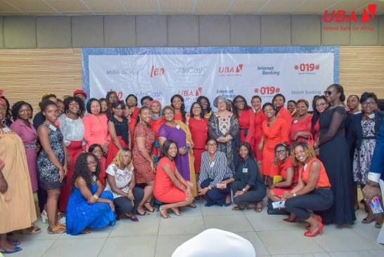 BANQUE : UBA CAMEROON LANCE《UBA LADIES》