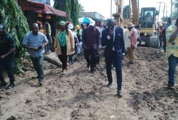 SOCIÉTÉ : Visite des chantiers à Douala; La satisfaction du MINHDU