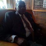 Assemblée Nationale : Dépôt des dossiers des Élus  au secrétariat
