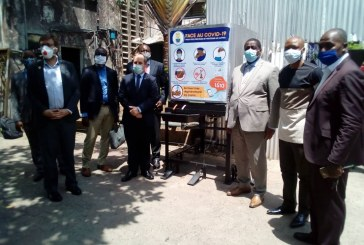 Corona virus : les sociétés brassicoles répondent favorablement à l'appel du maire de la ville de Douala.
