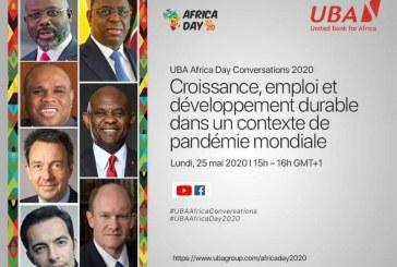 BANQUE : UBA BANK CÉLÈBRE L'AFRIQUE