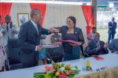 DIGITALISATION DES SERVICES : CONVENTION ENTRE UBA CAMEROON ET L'UNIVERSITÉ DE DOUALA