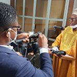 EXCLUSIF:  CYRILLE SAM MBAKA quitte   l'Union Démocratique du Cameroun ( UDC)