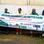 SOCIETE : Le «World CleanUp Day» CELEBRE AU CAMEROUN PAR « CLEAN CAMEROUN »