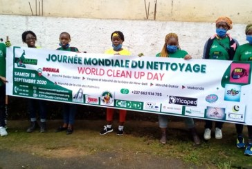 SOCIETE : Le « World CleanUp Day » CELEBRE AU CAMEROUN PAR « CLEAN CAMEROUN »