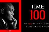 SOCIÉTÉ : Tony Elumelu nommé parmi les 100 personnalités les plus influentes du monde en 2020
