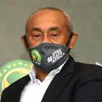 FOOTBALL  : La FIFA annonce la suspension pour 5 ans du président de la CAF,  Ahmad Ahmad