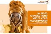 BANQUE : NOUVELLE IDENTITE VISUELLE DE LA BICEC